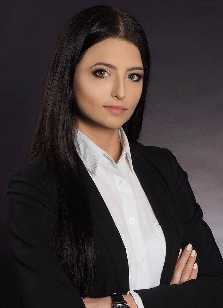 Klaudia Kołakowska - sekretariat kancelarii adwokackiej Gdańsk Wrzeszcz